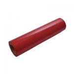 Decal chuyển nhiệt màu đỏ ép áo thun PVC - P004