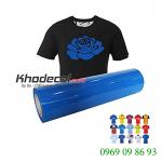 Decal ép nhiệt PVC xanh blue giá tốt tại Hà Nội 0969 09 86 93